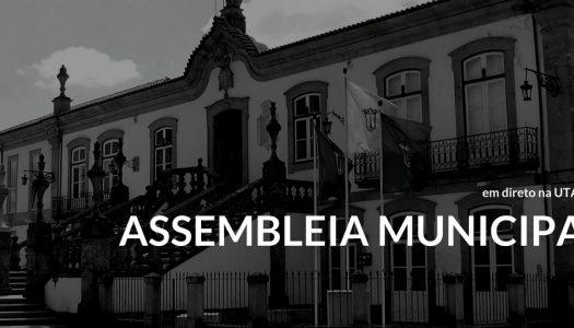 Assembleia Municipal de Vila Real 27/10/2017