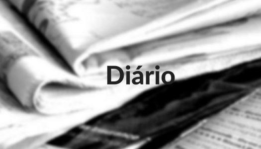 Diário 31/10/2012