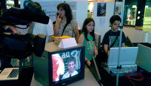 UTAD TV na Universidade de Verão Júnior