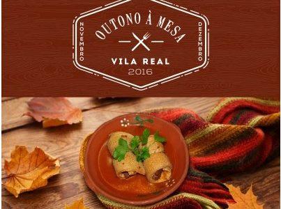 Gastronomia de Outono dinamiza Vila Real