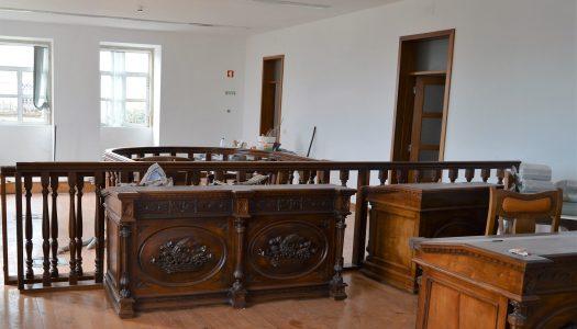 Ano Novo, Tribunal Novo