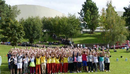 Jogos Sem Fronteiras marcam início do Ano Letivo
