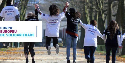Comissão lança Corpo Europeu de Solidariedade