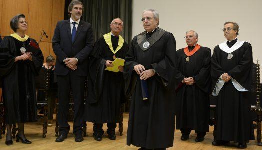Cerimónia de Atribuição de Doutoramento Honoris Causa ao Comité Olímpico de Portugal