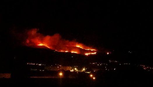 Incêndio em Vila Real extinto