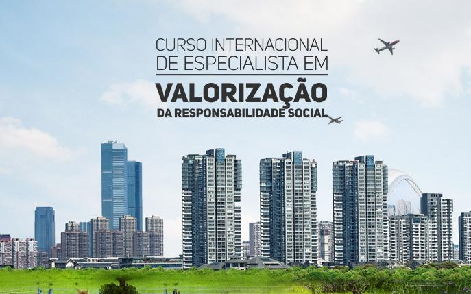 Curso Internacional de Especialista em Valorização da Responsabilidade Social