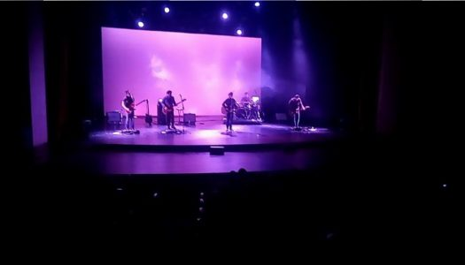 Blind Zero aqueceram noite de Vila Real