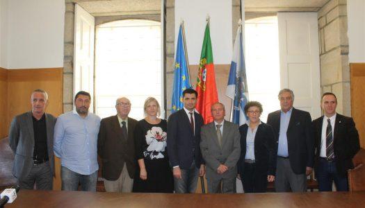 Chaves estreita relações com Angoulême