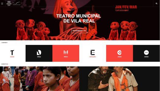 Teatro de Vila Real tem novo site