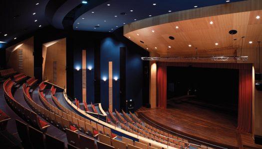 Site do Teatro indisponível