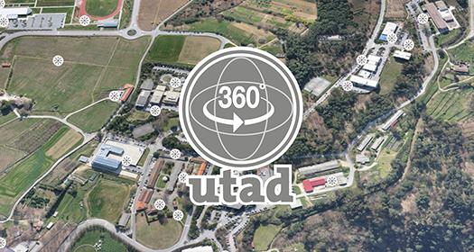 A UTAD já está em 360º graus