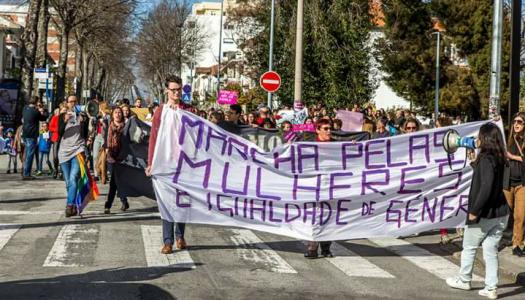 Primeira Marcha das mulheres encheu as ruas de Vila Real