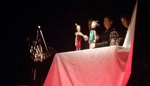 Teatro de Vila Real recebeu um dos clássicos mais conhecidos da literatura mundial
