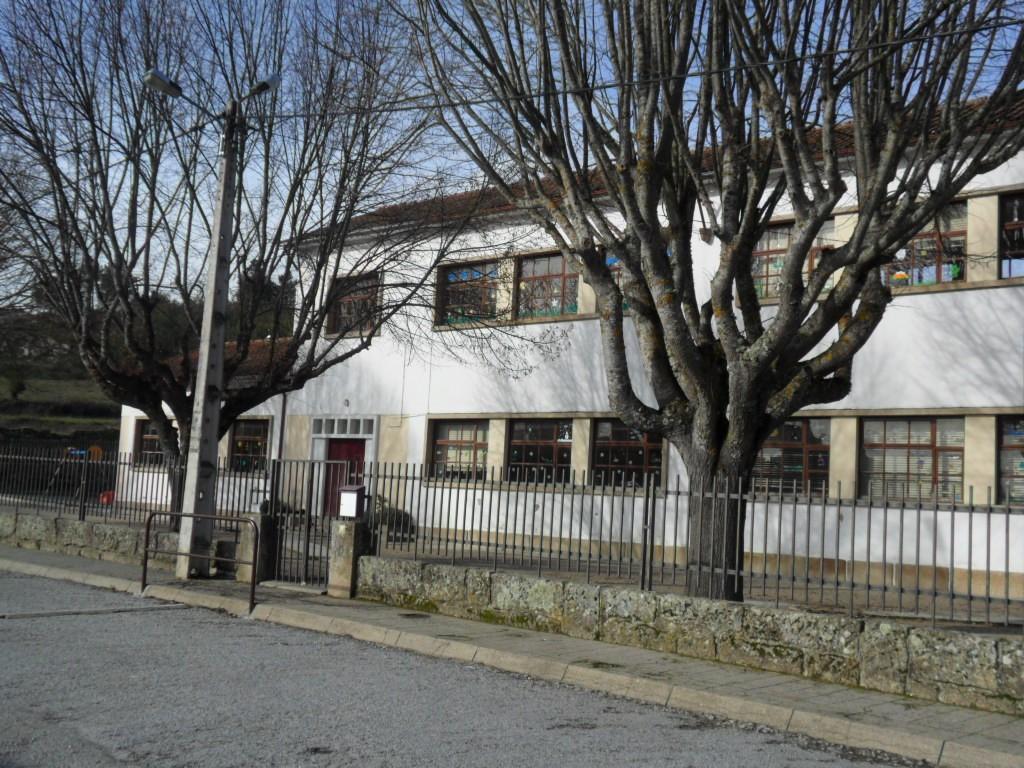 Vidago - antiga escola