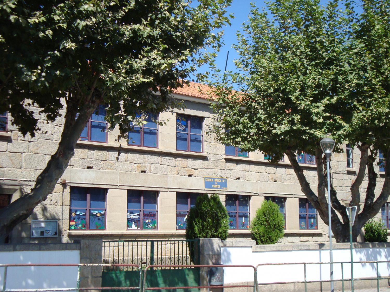 Escola de Santo Amaro - Chaves
