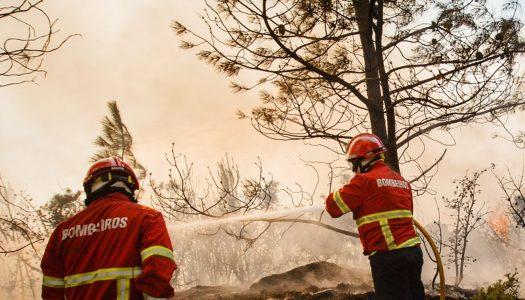 Distrito de Vila Real com dois incêndios ativos