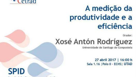 A medição da produtividade e a eficiência em Seminário