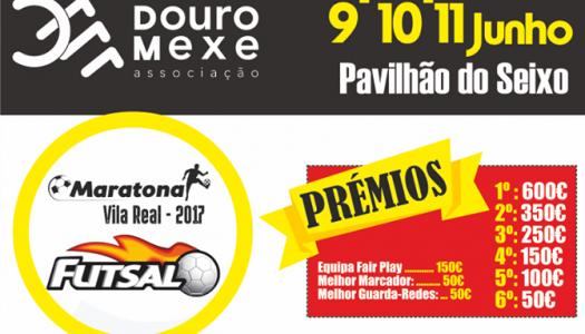 Maratona de Futsal põe o Douro a mexer durante três dias