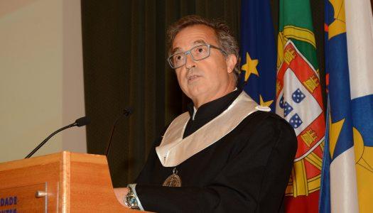 Reitor da UTAD 2017-2021: Cerimónia de Tomada de Posse de Fontaínhas Fernandes