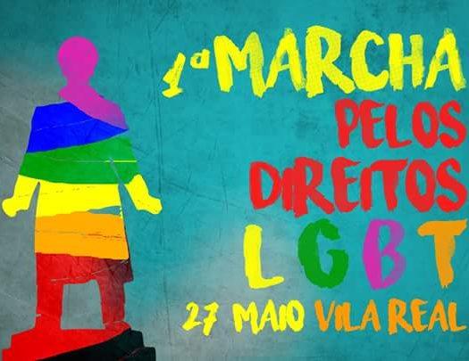 1ª marcha LGBT