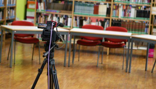 UTAD TV na Escola Secundária de Macedo de Cavaleiros
