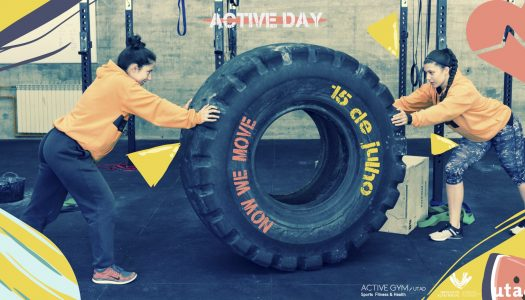 """Now We Move"": ActiveGym organiza ""Active Day"""
