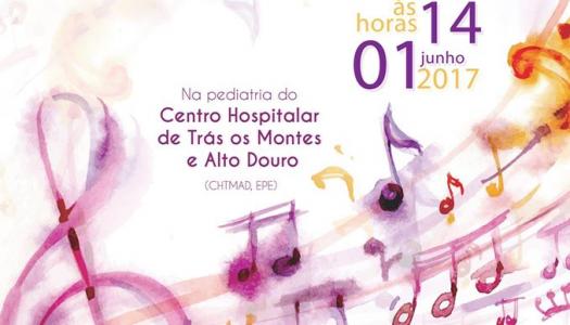 Coro de Câmara da UTAD canta e conta histórias às crianças hospitalizadas