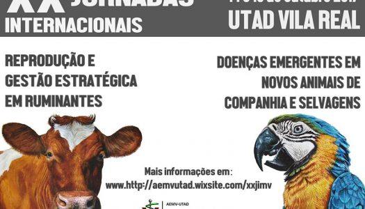 XX Jornadas Internacionais de Medicina Veterinária já têm data