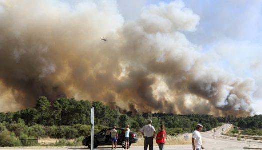 Incêndio em Alijó: Presidente da República já falou com o autarca