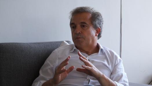 Entrevista com… António Fontaínhas Fernandes