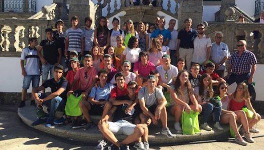 Vila Real presente nos XII Jogos do Eixo Atlântico
