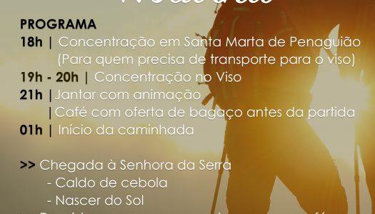 Do Douro ao Marão pela noite dentro