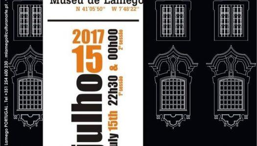 Cor, Som, Luz e Imagem no Centenário do Museu de Lamego