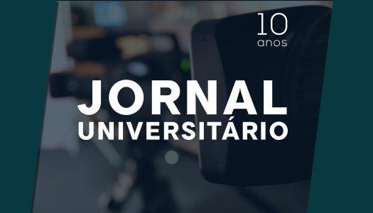 Jornal Universitário 24 Maio de 2018