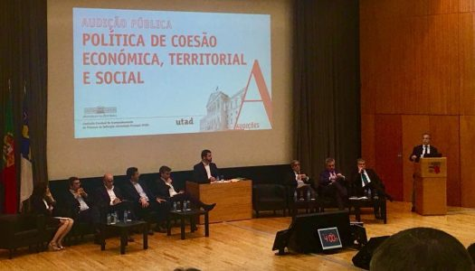 Política de Coesão Económica, Territorial e Social em Audição Pública