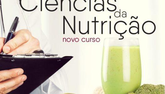 Licenciatura em Ciências da Nutrição é o novo curso da UTAD