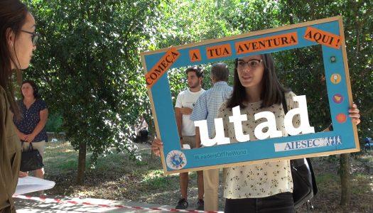 UTAD regista maior aumento de estudantes a nível nacional