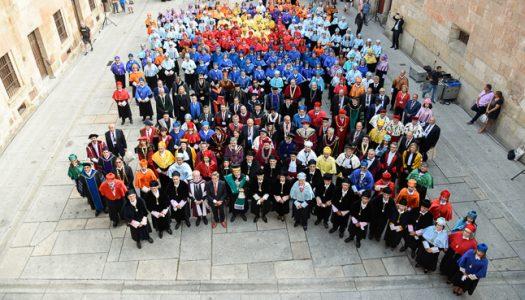 UTAD assinou Magna Charta Universitatum em Salamanca