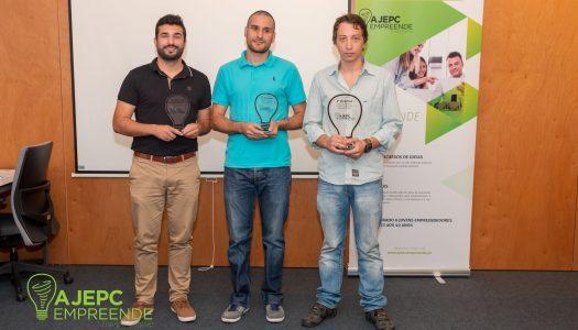 """""""AJEPC Empreende"""" premiou Startups da UTAD"""