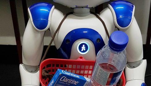 UTAD coloca robótica ao serviço da população idosa