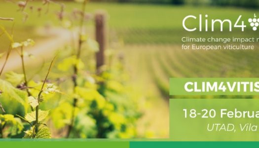 Alterações Climáticas e Viticultura em Conferência na UTAD