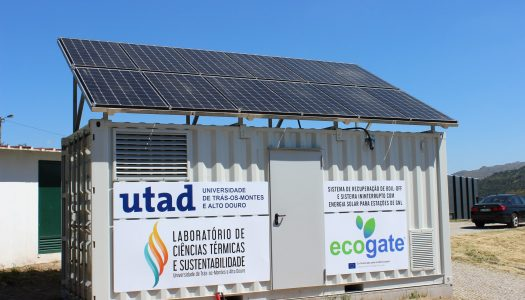 Laboratório de Ciências Térmicas da UTAD desenvolveu protótipo sustentável para postos de gás natural veicular