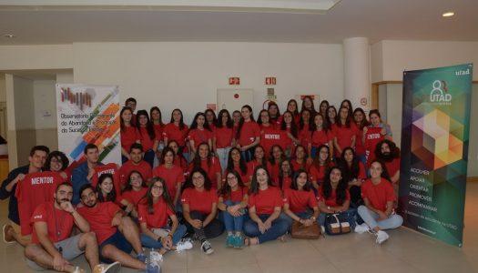 Estudantes da UTAD são mentores dos novos colegas