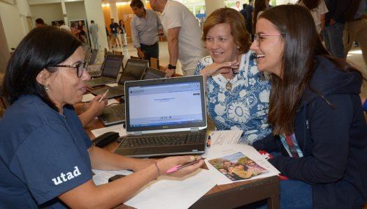 UTAD regista maior aumento de novos estudantes