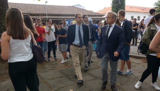 Ministro do Ensino Superior nas boas-vindas aos novos estudantes da UTAD