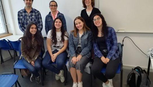 "Estudantes da UTAD participam no ""Digital Valorization of Cultural Heritage"" em formato de B-Learning"