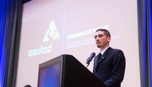 AAUTAD tomou posse para mandato 2020