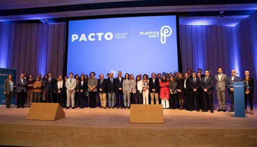 UTAD assinou Pacto Português para os Plásticos