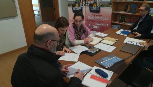 """UTAD formaliza parceria com a ONG Saúde em Português no âmbito do""""Mercadoria Humana Norte"""""""